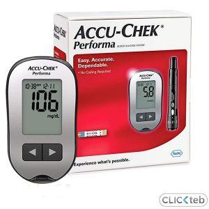 دستگاه تست قند خون اکیوچک پرفورما ACCU-CHEK Performa