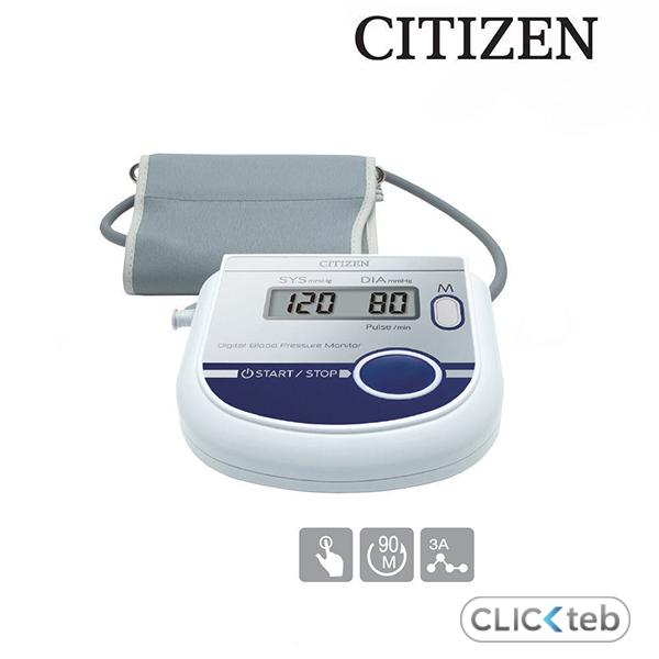 فشارسنج بازویی Citizen مدل CH-452 (اوریجینال + گارانتی اصلی)