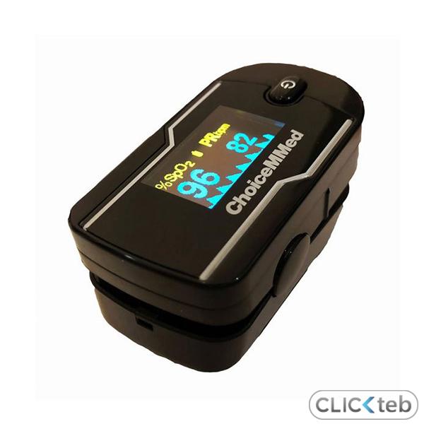 پالس اکسیمتر چویسمد مدل C21 (گارانتی اصلی + بند و باتری)